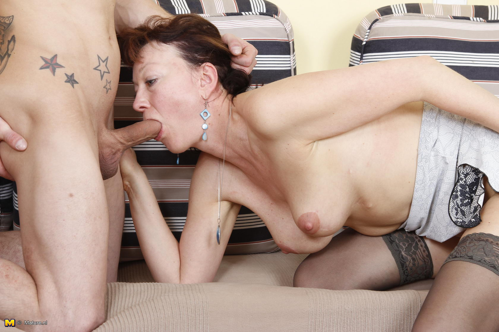 She can t get enough cock