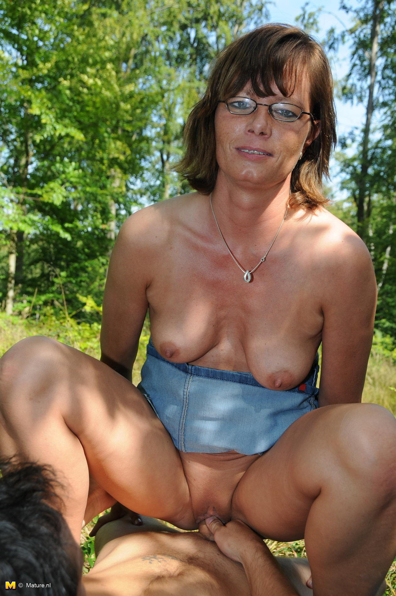 Guy wild in the woods nude casual concurrence