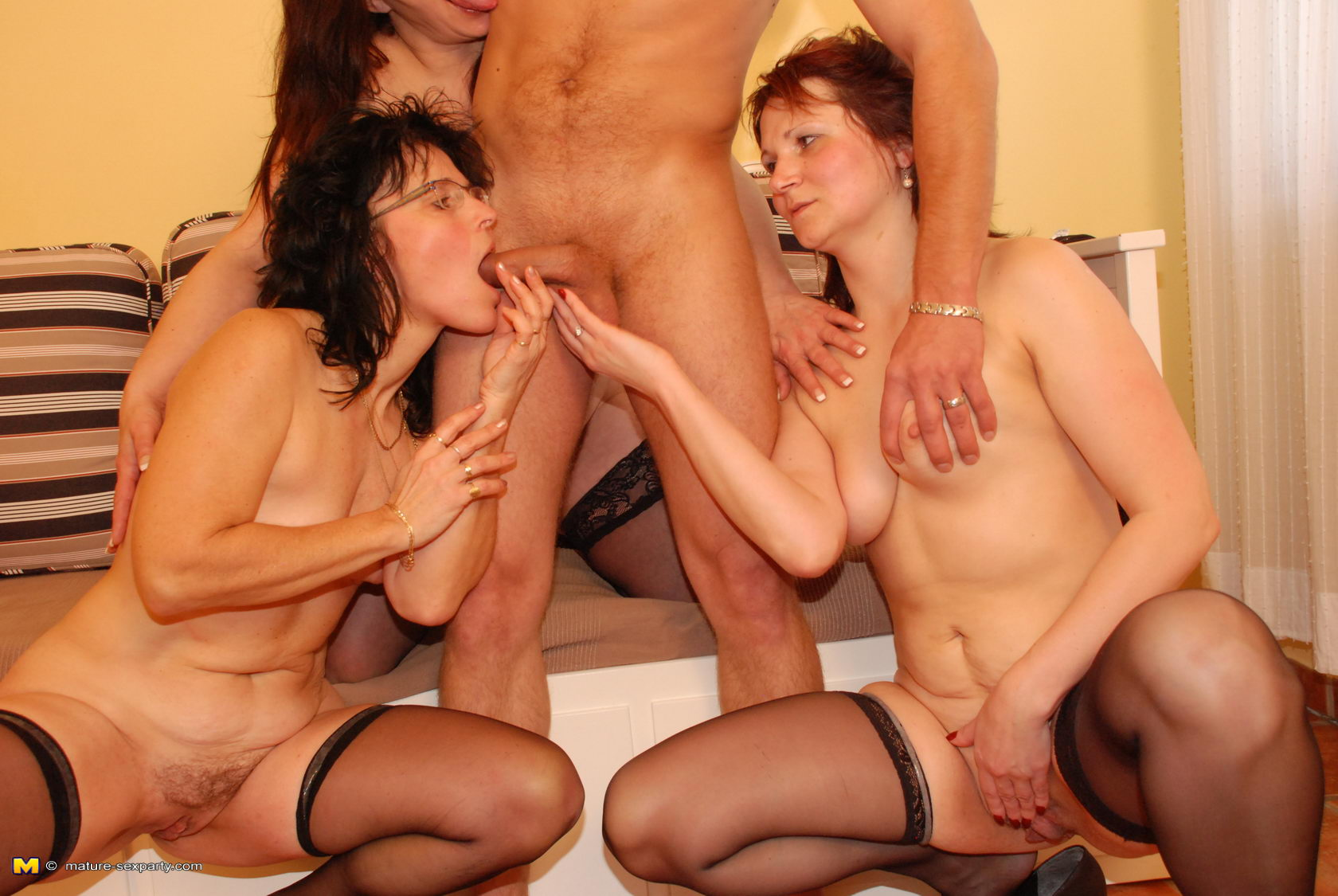 video mature free party xxx house