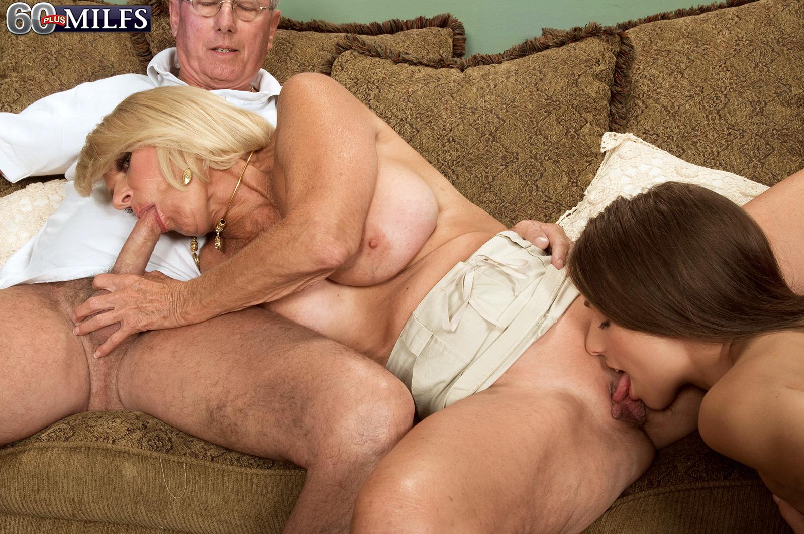 секс фото старик женщине