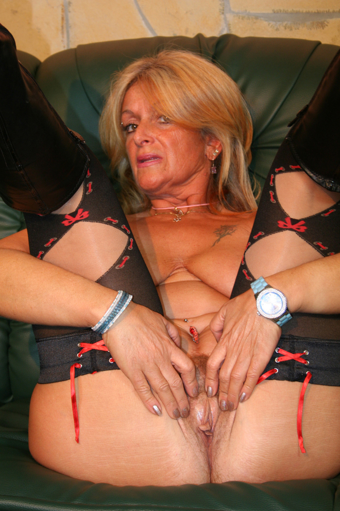 Homemade cock restraints