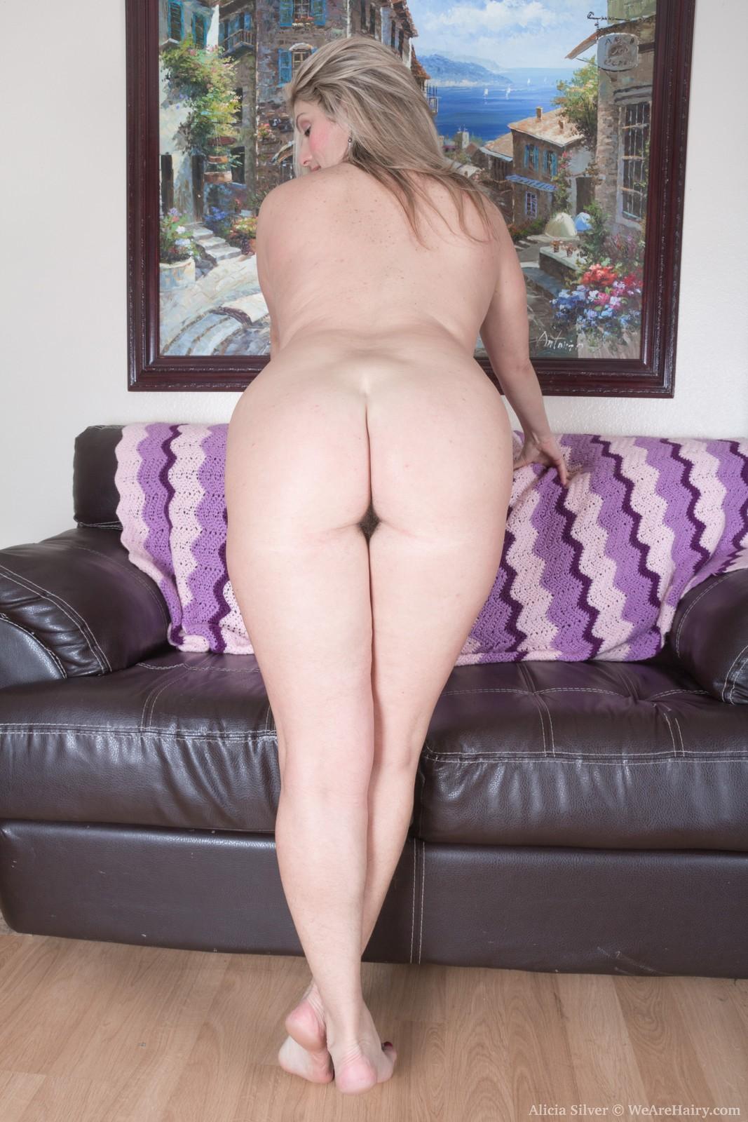 Alicia Silver Nude